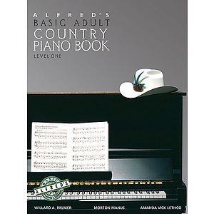 Alfred's Basic Adult Piano Course - Country Songbook Level 1