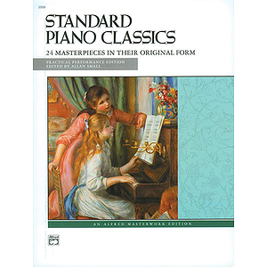 Standard Piano Classics