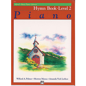 Alfred's Basic Piano Course - Hymn Book Level 2