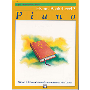 Alfred's Basic Piano Course - Hymn Book Level 3
