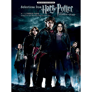 Harry Potter and The Goblet of Fire - Big Note
