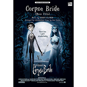 Corpse Bride (Main Title) - Easy Piano