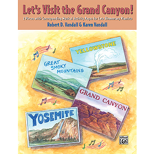 Let's Visit the Grand Canyon!