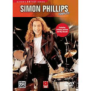 Simon Phillips: Complete (DVD)