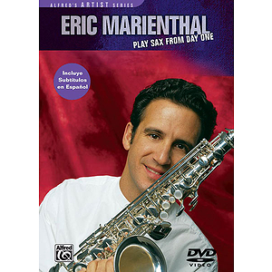 Play Sax from Day One (DVD)