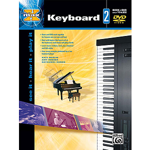 Alfred's MAX Keyboard 2 (DVD)