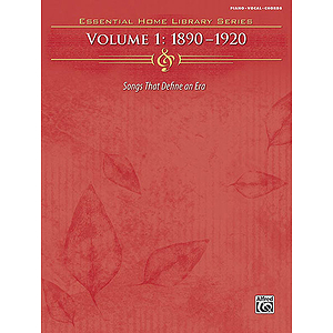 The Essential Home Library Series, Volume 1 -- 1890-1920