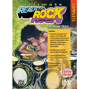 Ultimate Realistic Rock - Complete (DVD)