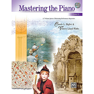 Valery Lloyd-Watts - Mastering the Piano, Book 6