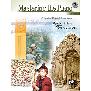 Valery Lloyd-Watts - Mastering the Piano, Book 7