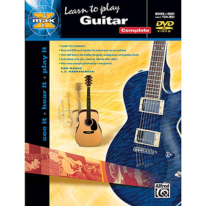 Alfred's MAX Guitar Complete (DVD)