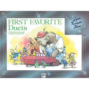 First Favorite Duets (1P, 4H)