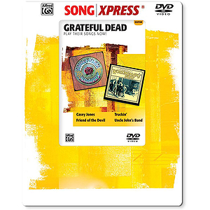 SongXpress Play Their Songs Now!: Grateful Dead (DVD)