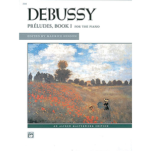 Debussy - Preludes, Book 1