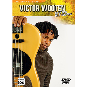 Victor Wooten - Super Bass Solo Technique (DVD)
