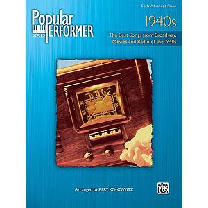 Popular Performer 1940s