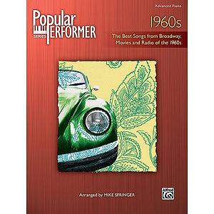 Popular Performer 1960s