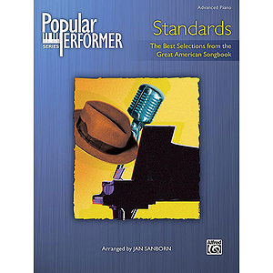 Popular Performer Standards