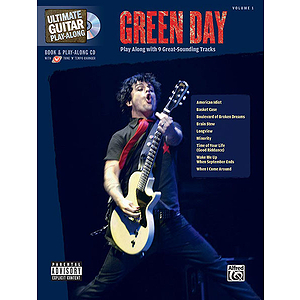 Ultimate Play-Along Guitar: Green Day