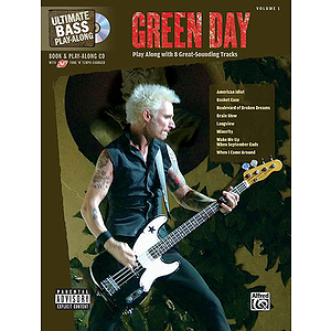 Ultimate Play-Along Bass: Green Day