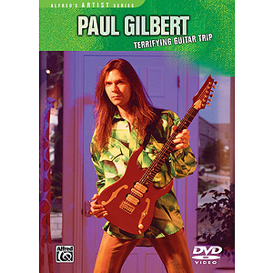 Paul Gilbert - Terrifying Guitar Trip (DVD)
