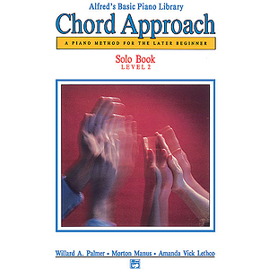 Alfred's Basic Piano - Chord Approach Solo Book Level 2