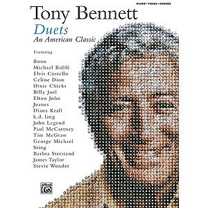 Tony Bennett - Duets -- An American Classic