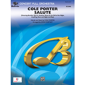 Cole Porter Salute