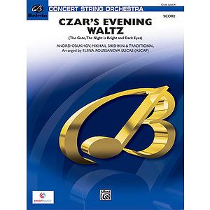Czar's Evening Waltz