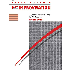 Jazz Improvisation - Book (Revised)