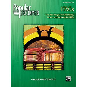 Popular Performer 1950s