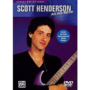 Scott Henderson - Jazz Rock Mastery (DVD)