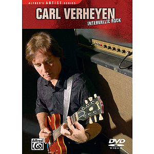 Carl Verheyen - Intervallic Rock (DVD)