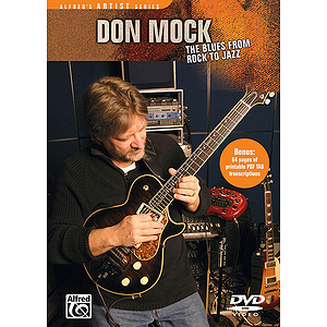 Don Mock: The Blues from Rock to Jazz (DVD)
