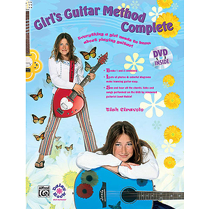 Girl's Guitar Method Complete (DVD)