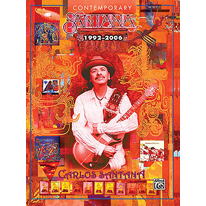 Carlos Santana - Contemporary Santana 1992-2006