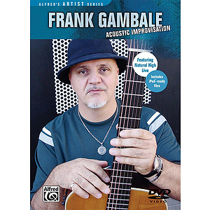 Frank Gambale: Acoustic Improvisation (DVD)