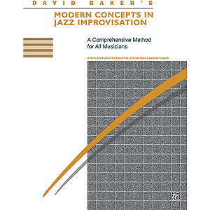 Modern Concepts in Jazz Improvisation