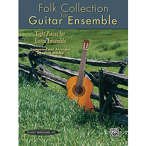 Folk Collection for Guitar Ensemble