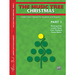 The Music Tree: Christmas, Part 3