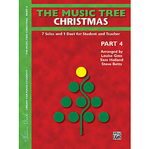 The Music Tree: Christmas, Part 4