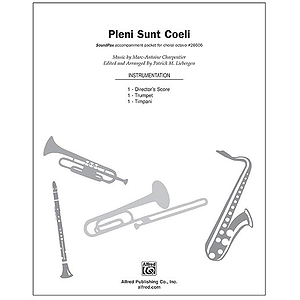 Pleni Sunt Coeli (from Te Deum)