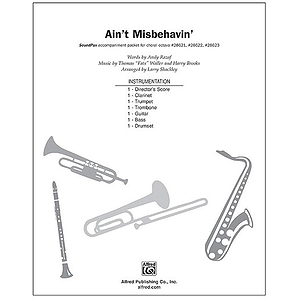 Ain't Misbehavin' (from the musical Ain't Misbehavin')