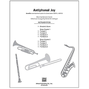 Antiphonal Joy (from Mentre su l&#039;alto monte)