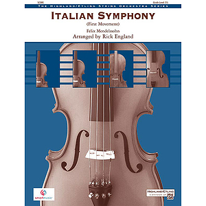 Italian Symphony (First Movement)