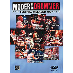 Modern Drummer Festival Weekend 1997 (DVD)