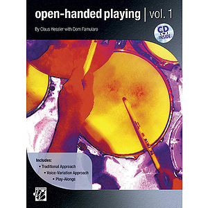 Open-Handed Playing, Volume 1