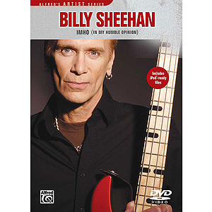 Billy Sheehan: IMHO (In My Humble Opinion) (DVD)