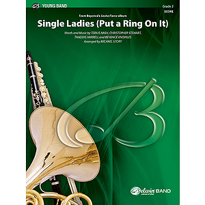 Single Ladies (Put a Ring on It)