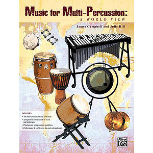 Music for Multi-Percussion: A World View